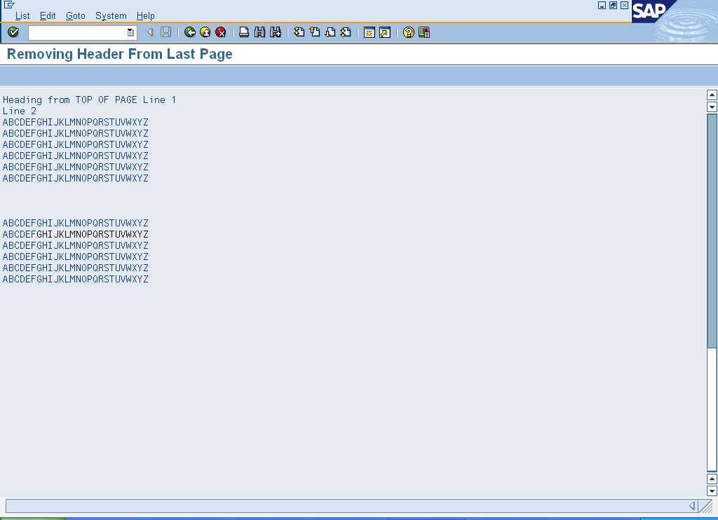 Tcodes in SAP - Part 1 - ABAP Tutorials