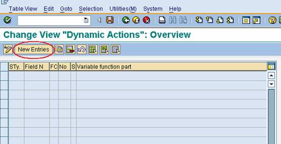 SAP HR – Understanding Dynamic Actions II