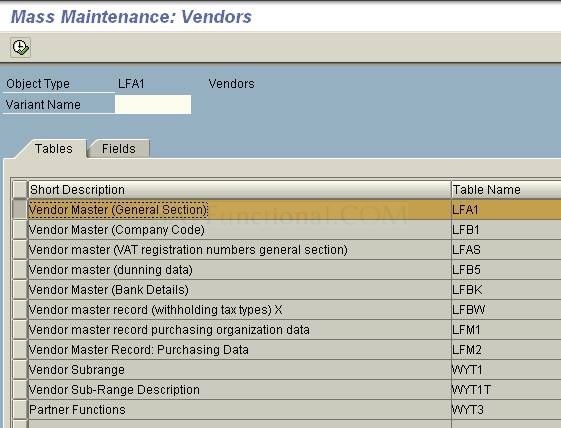 Reduce ABAP Development using Mass Maintenance Tool